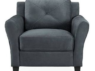 Hartford kd Chair Microfiber and Comfort with style