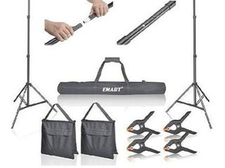 Emart photo video studio background stand kit no