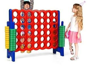 Giant 4 in a row Connect Game Indoor Play