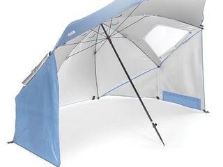 Sport Brella Xl Portable All Weather and Sun Umbrella  Steel Blue
