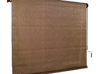 Coolaroo Cordless Exterior Shade  8 by 6 Feet