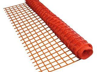 AlEKO Multipurpose Safety Fence Barrier   4 X 200 Feet   Orange