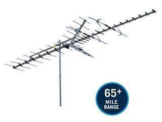 Winegard Hd7698p Platinum Series Hdtv High band Vhf uhf Deep Fringe Antenna  65 mile Range