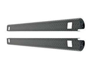 Dee Zee  31982B  Bed Cap Wrap  Black  Aluminum