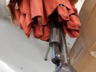 10  Umbrella Color Rust