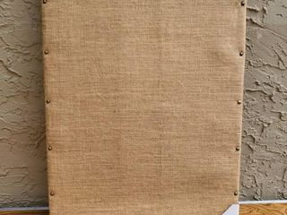 Burlap Wall Canvas Wall Decor