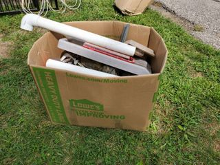lot of Construction Supplies and Material
