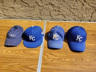 lot of 4 Royals Hats
