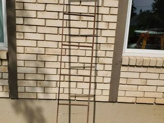 Steal Rebar Step ladder