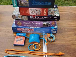 lot of Family Games and Puzzles
