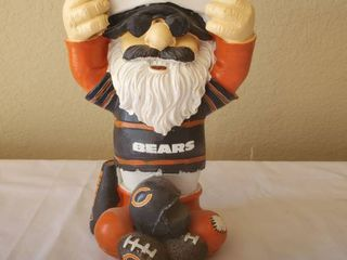 Chaicago Bears Gnome