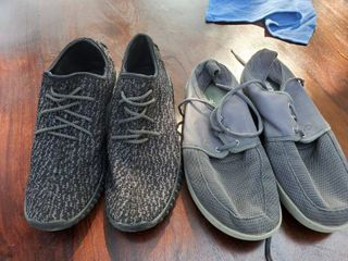 lot of 2 Size 10 5 Mens Shoesl