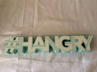 Hangry Desktop Sign location Shelf 4