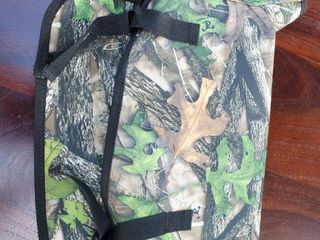 Dog Hunting Camo Saddle
