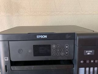 Epson ET 2750 Printer Powers On location Shelf 5
