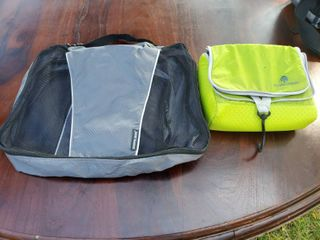 lot of 3 Travel Cosmetic Bags