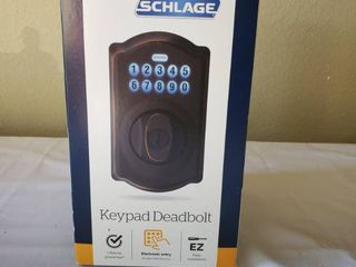 Schlage Keyboard Deadbolt   NIB
