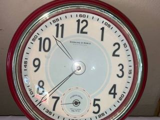 Sterling and Noble Clock Company Wall Clock location Shelf 5