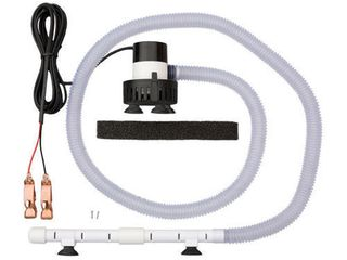 Marine Metal Super Saver 12 volt Aeration Kit