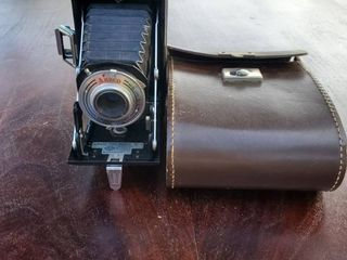 Germany Ansco Viking Readyset Camera woth Traveling Case
