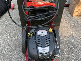 Craftsman 3000 PSI 7 0 HP Power Washer Needs Carburetor