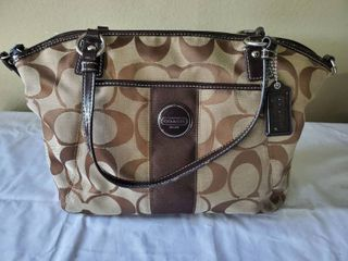 Authentic Coach Womens Purse