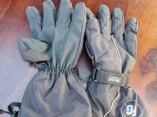 FG Thinsulate Insulated Bkack Gloves