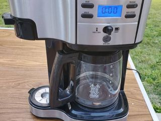 Hamilton Beach Single snd 12 Cup Coffee Pot  Tested and Working