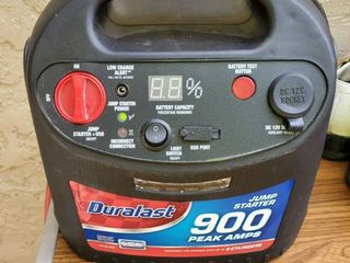 Duralast Jump Start tested and Working