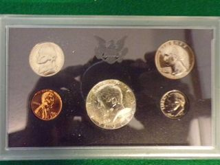 1968 AND 1969 PROOF SETS