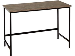 Carbon loft Eleanor Wood and Metal Desk  Retail 99 99
