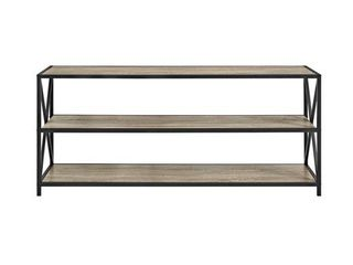 Carbon loft Witten 48 inch Angle Iron Coffee Table  Retail 168 99