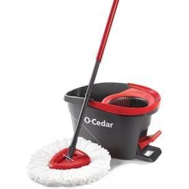 O Cedar EasyWring Spin Mop and Bucket System