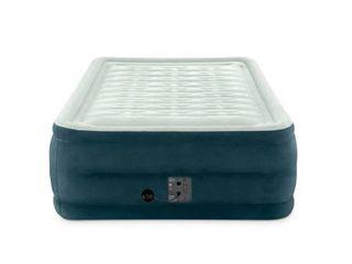 Intex 22in Full Dura Beam Dream lux Pillowtop Airbed Mattress with Internal Pump