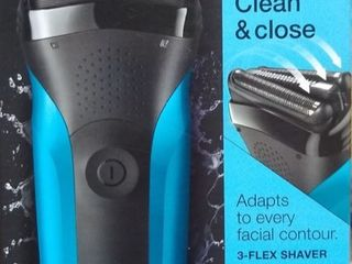 Braun Series 3 310s Mens Wet Dry Electric Shaver with Charging Stand