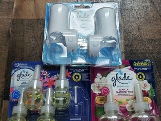 Glade PlugIns Scented Oil Warmer Refills