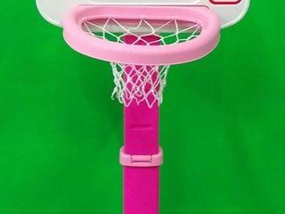 little Tikes Indoor Outdoor Adjustable Kids Basketball Goal