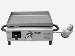 Grill Boss Edge Portable lP Gas Propane Griddle