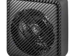 Mainstays Electric Fan Heater  Black  HF 1008B