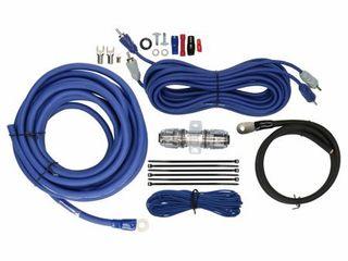 Metra 6 Awg Amplifier Installation Kit