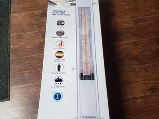 Westinghouse WES31 15110 1500W Freestanding Patio Heater