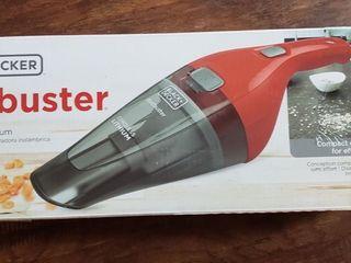 BlACK DECKER Dustbuster Quick Clean Hand Vacuum