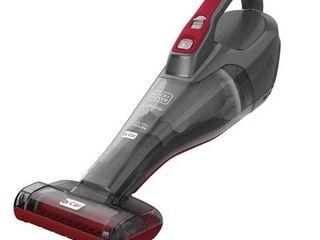 BlACK DECKER Quick Clean Car Cordless Hand Vacuum