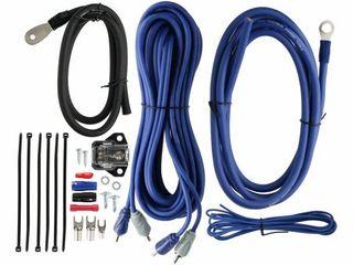Metra Add An Amp Kit W 8 Ga  D block  Etc