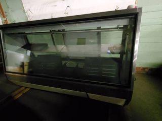 True Refrigerated Deli Case TDBD 96 3