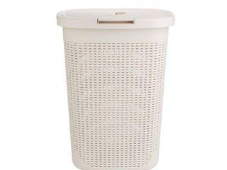 Mind Reader 60 liter laundry Bin  MISSIMG lID