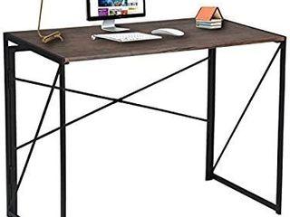 Writing Computer Desk Modern Simple Study Desk Industrial Style Folding laptop