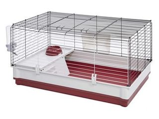 Midwest Homes for Pets Wabbitat Deluxe Rabbit Home Kit  39 5  x 23 75  x 19 75