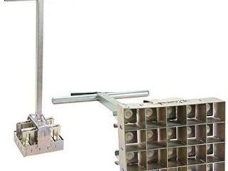 ladbrooke Soil Block Maker   Multi 20 Commercial long Handle