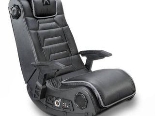 Gaming Chair  ACE BAYOU X Rocker Gaming Chair   Black Grey
